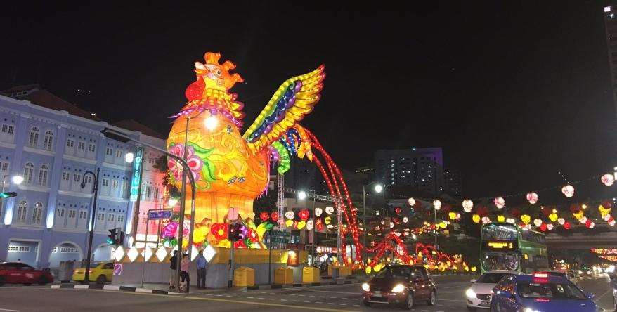 Singapore - Chinese New Years
