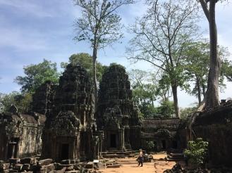 Angkor Wat complex, Cambodia