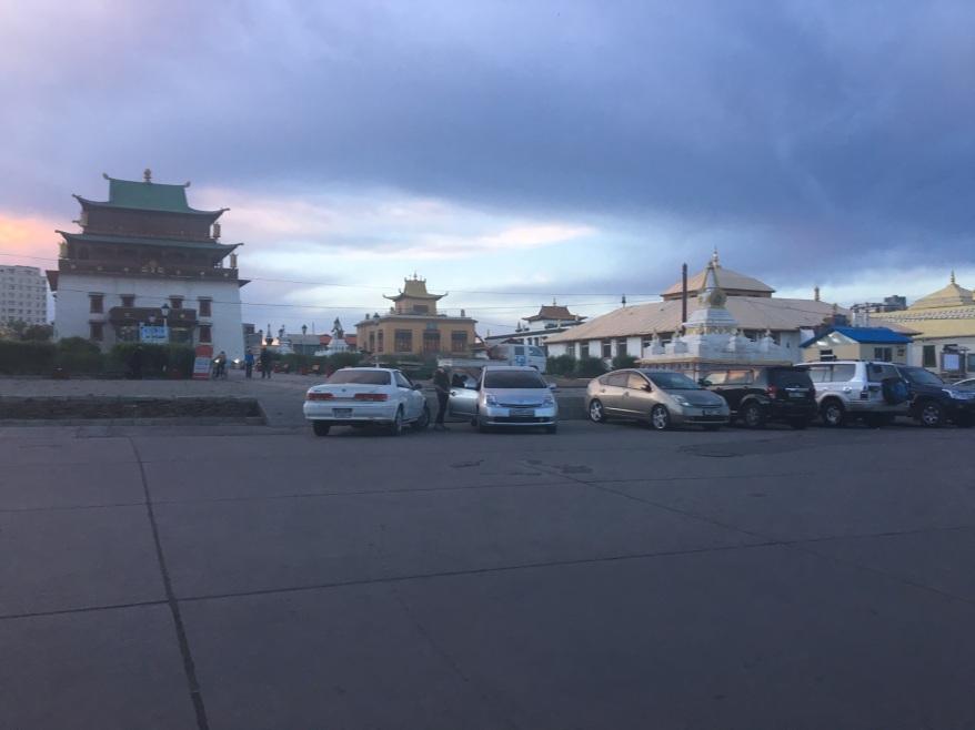 0607 Mongolia x6