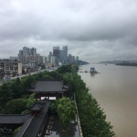 Changsha to Guangzhou, China