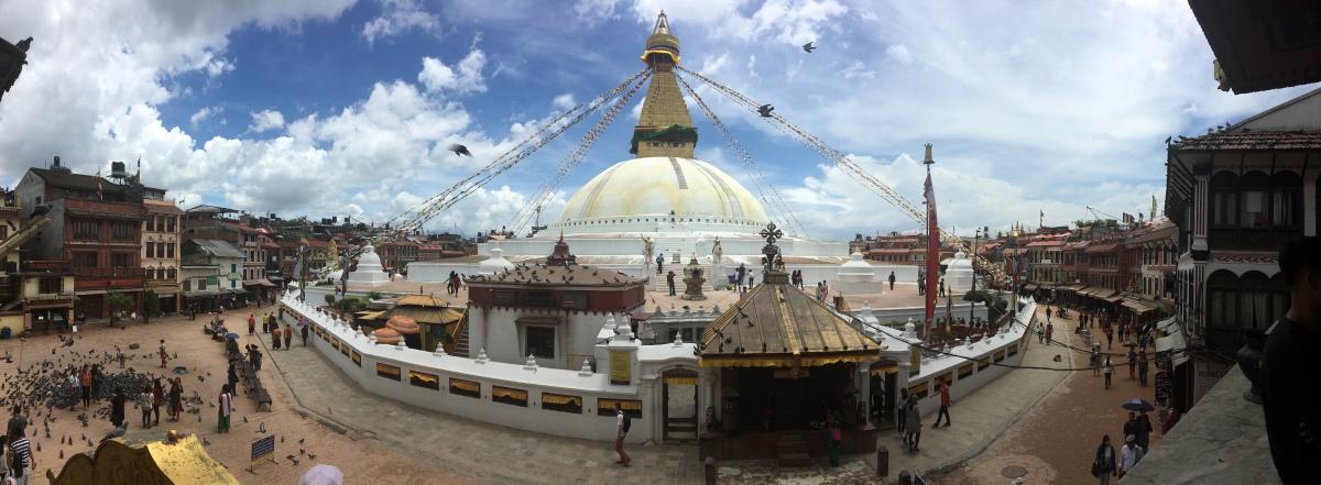 Religious Kathmandu, Nepal