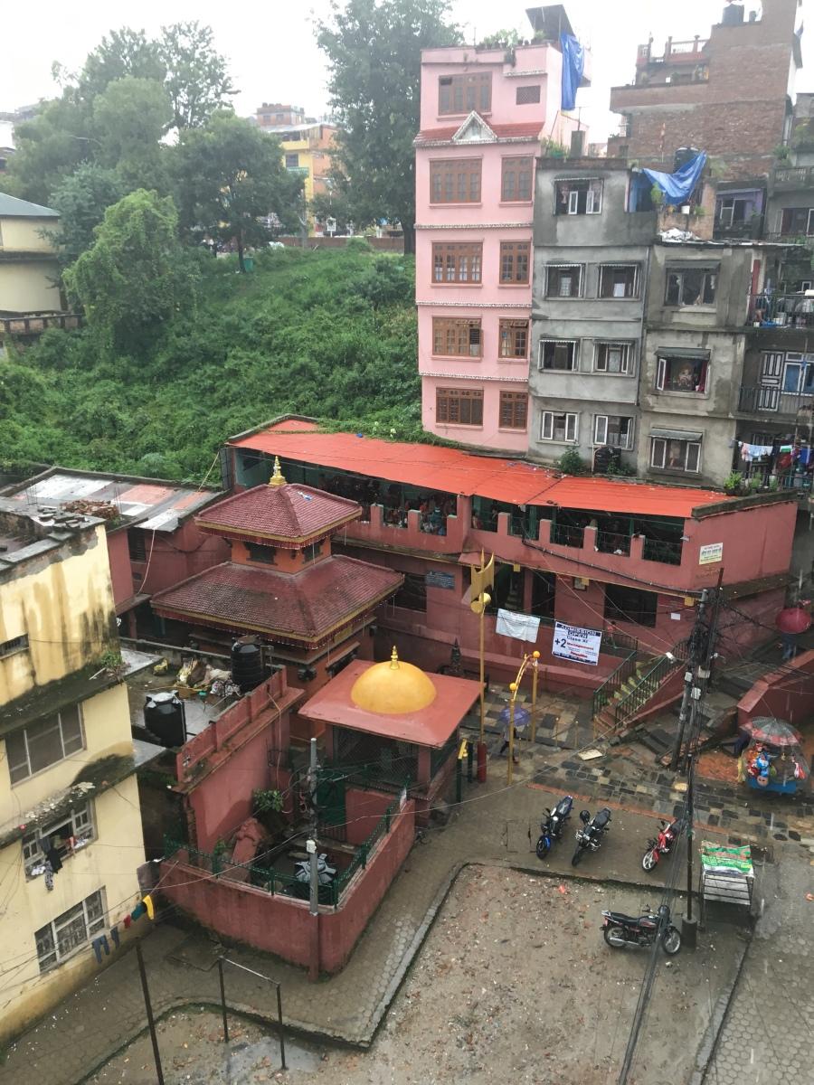 Nepali life in Kathmandu